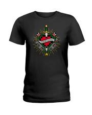 Nerdy Love Ladies T-Shirt thumbnail