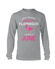 Are Born In JUNE Long Sleeve Tee thumbnail