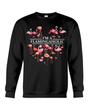 I-Am-Flamingo Crewneck Sweatshirt thumbnail