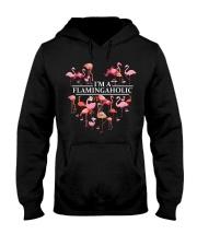 I-Am-Flamingo Hooded Sweatshirt thumbnail
