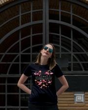 I-Am-Flamingo Ladies T-Shirt lifestyle-women-crewneck-front-1