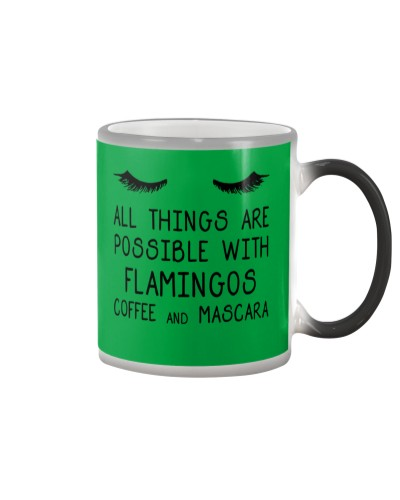 All Things Are Flamingos