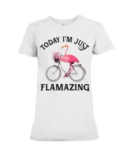 Flamazing-shirt Premium Fit Ladies Tee thumbnail