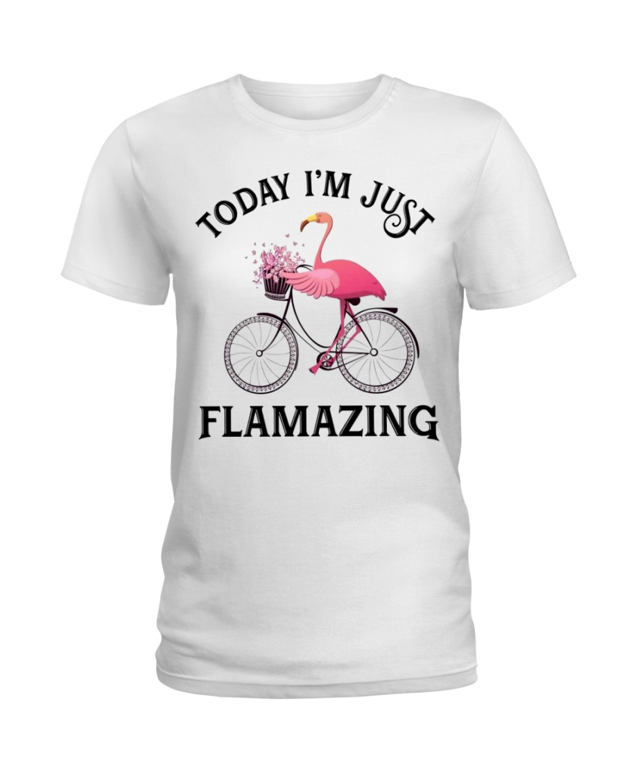 Flamazing-shirt Ladies T-Shirt