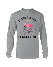 Flamazing-shirt Long Sleeve Tee thumbnail