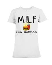 MILFood Premium Fit Ladies Tee thumbnail