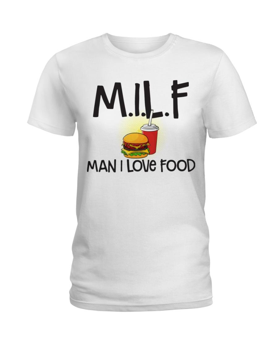 MILFood Ladies T-Shirt