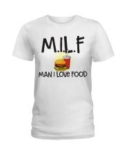 MILFood Ladies T-Shirt front