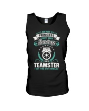 Awesome Teamster Shirt Unisex Tank thumbnail