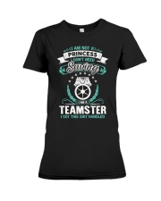 Awesome Teamster Shirt Premium Fit Ladies Tee thumbnail