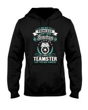 Awesome Teamster Shirt Hooded Sweatshirt thumbnail