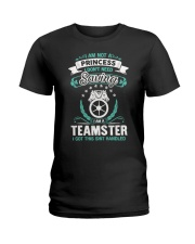 Awesome Teamster Shirt Ladies T-Shirt front