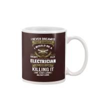 Proud Electrician Shirt Mug thumbnail