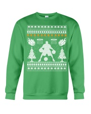 Basketball ugly christmas sweater Crewneck Sweatshirt tile