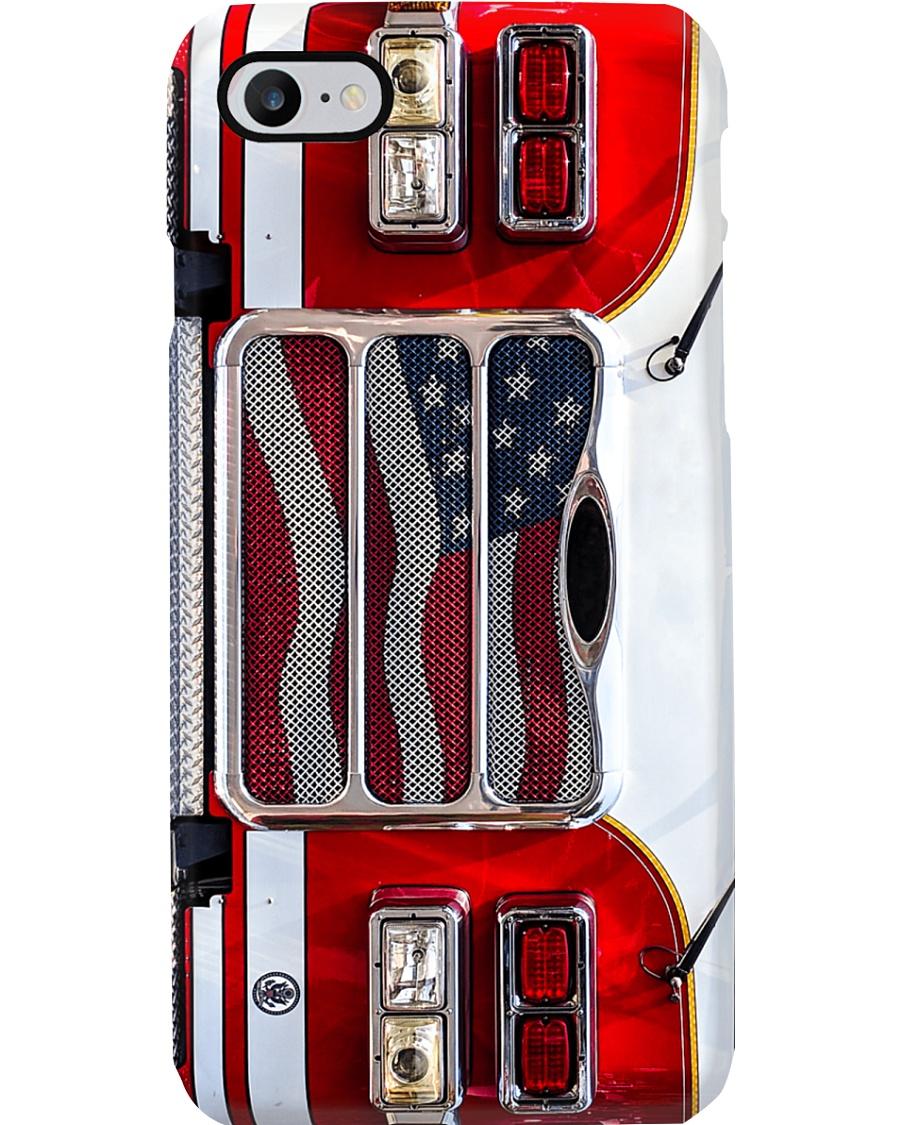 Fire Truck Phone Case