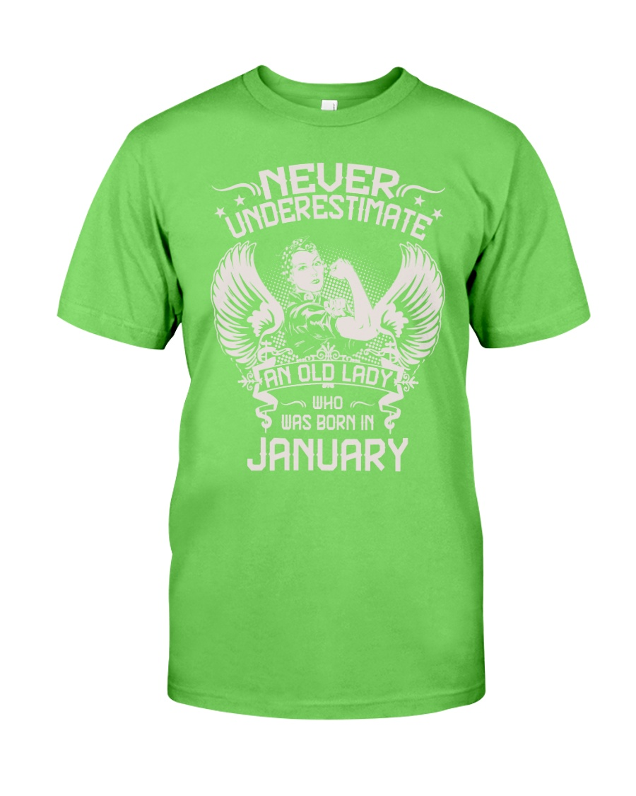 JANUARY Classic T-Shirt