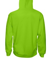 JANUARY Hooded Sweatshirt back
