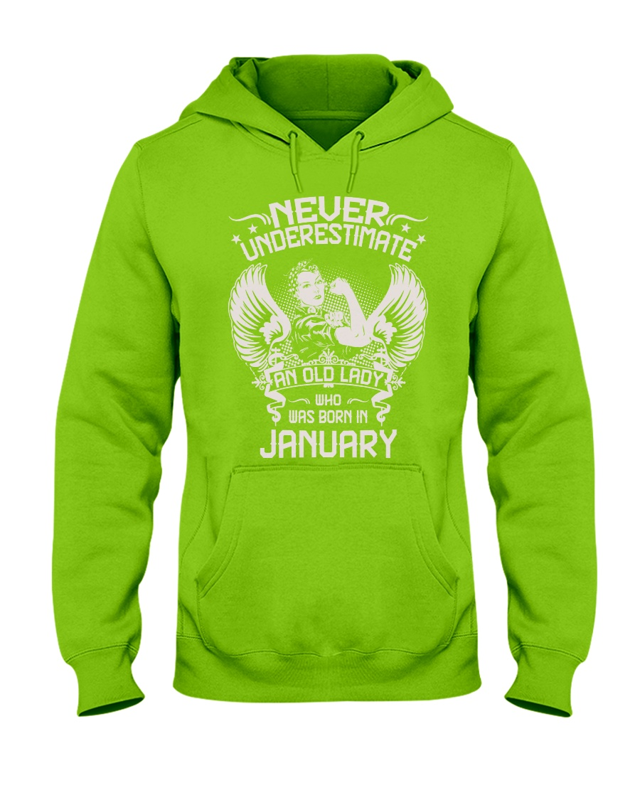 JANUARY Hooded Sweatshirt