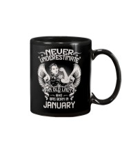 JANUARY Mug thumbnail