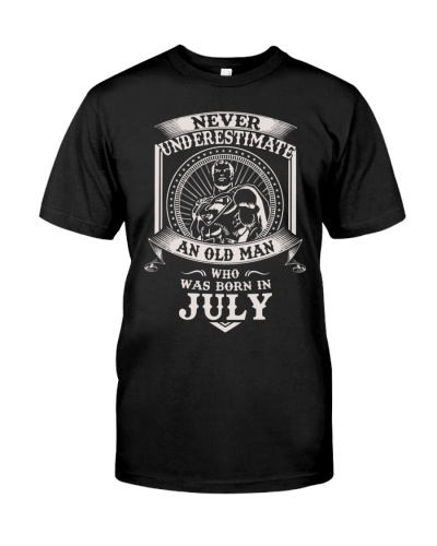 JULY - LIMITED EDITION