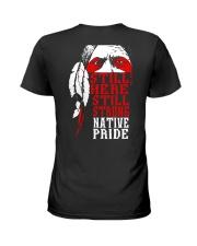 Native Pride Ladies T-Shirt thumbnail
