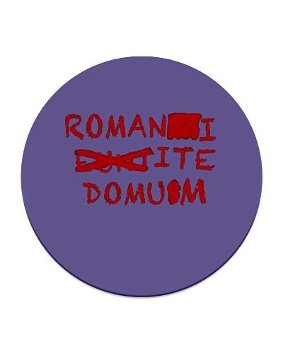 Romanians go home