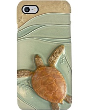 Sea Turtle2 Phone Case  creamic Phone Case i-phone-8-case