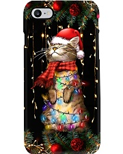 Phone Case Cat christmas Phone Case i-phone-8-case