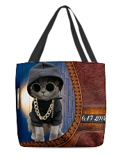 Cat All-Over Tote 4 All-over Tote back