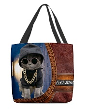 Cat All-Over Tote 4 All-over Tote front