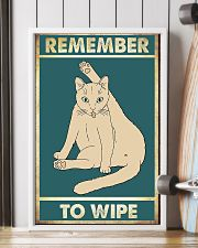 Remember to wipe 11x17 Poster lifestyle-poster-4
