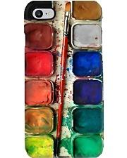Phone Case paint color Phone Case i-phone-8-case