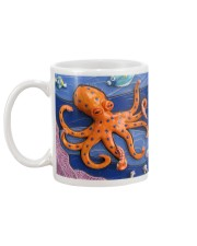 Mug -  octopus ceramic Mug back