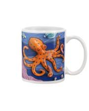 Mug -  octopus ceramic Mug front