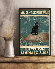 you cant not stop the wave 11x17 Poster lifestyle-poster-3