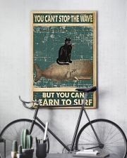 you cant not stop the wave 11x17 Poster lifestyle-poster-7