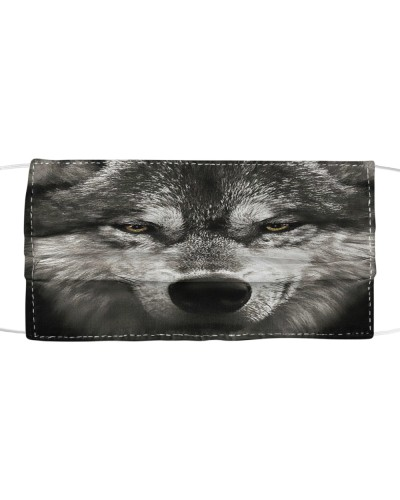 Face mask for lover wolf