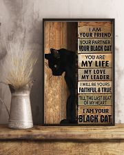 BLACK CAT poster 11x17 Poster lifestyle-poster-3
