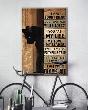 BLACK CAT poster 11x17 Poster lifestyle-poster-7