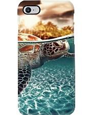 Phone Case Sea Turtle Phone Case i-phone-8-case