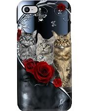 Phone Case cat Phone Case i-phone-8-case