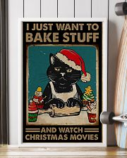 I JUST WANT TO BAKE STUFF 11x17 Poster lifestyle-poster-4