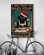 I JUST WANT TO BAKE STUFF 11x17 Poster lifestyle-poster-7