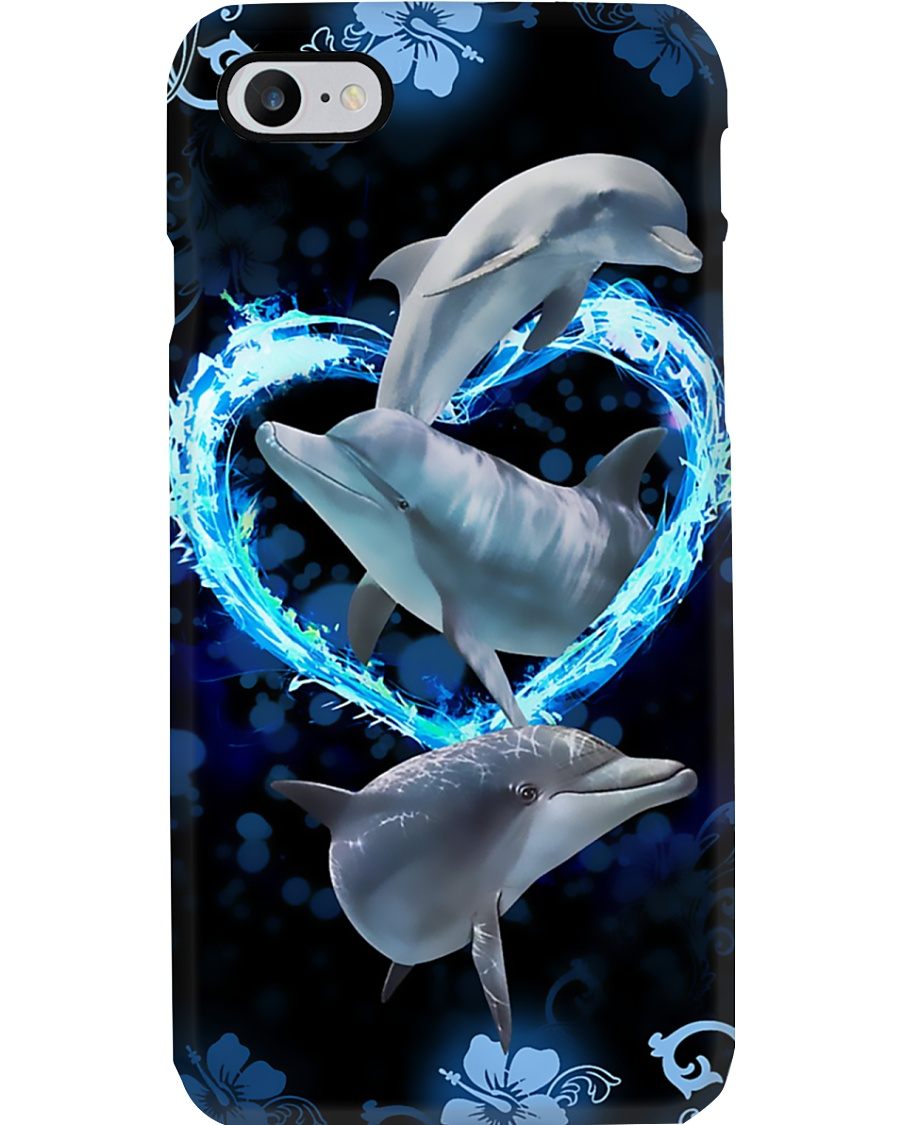 Phone Case -  Dolphins Phone Case