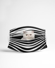 Cats 1599 Orders ship within 3 to 5 business days Cloth face mask aos-face-mask-lifestyle-22