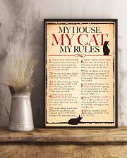 MY HOUSE MY CAT 11x17 Poster lifestyle-poster-3
