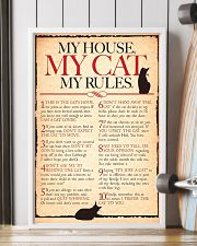 MY HOUSE MY CAT 11x17 Poster lifestyle-poster-4