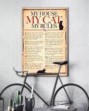 MY HOUSE MY CAT 11x17 Poster lifestyle-poster-7