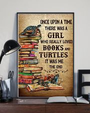 BOOKS TURTLES 11x17 Poster lifestyle-poster-2