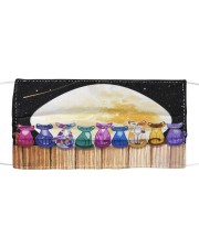 cat lovers 2179 Cloth face mask front